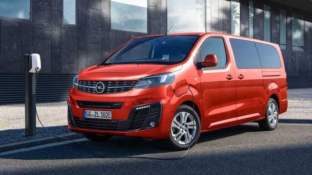Opel Zafira-e Life, nová vlajková loď cestovania bez emisií