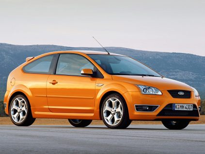 Ford Focus ST (MkII)