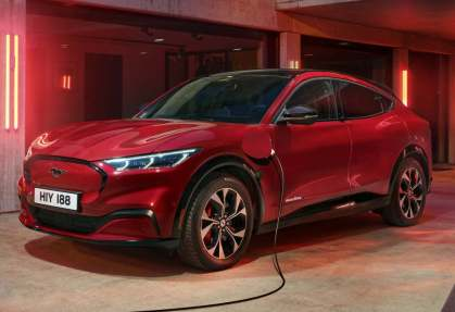 Ford chce vyradiť všetky spaľovacie motory z ponuky do roku 2030