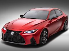 Lexus IS500: Óda na atmosférické veľkoobjemové osemvalce