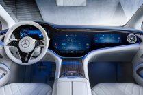Mercedes-EQ, EQS, Interieur, MBUX Hyperscreen // Mercedes-EQ, EQS, Interior, MBUX Hyperscreen