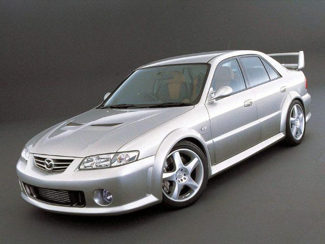 Mazda 626 MPS: Auto, ktoré malo navždy pochovať WRX STI a Lancer EVO