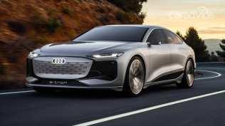Audi A6 E-tron Concept ukazuje, ako bude vyzerať vyššia stredna trieda