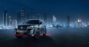 Nissan Patrol Nismo prinesie atmosférický osemvalec a obrovskú masku