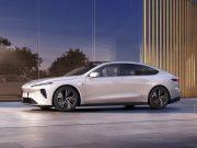 Čínsky konkurent Tesly Nio prichádza do Európy s SUV a sedanom