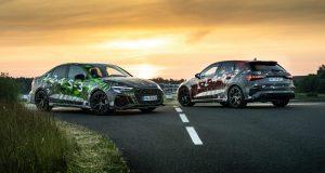 8 áut, ktoré majú rovnaké zrýchlenie, ako nové Audi RS3
