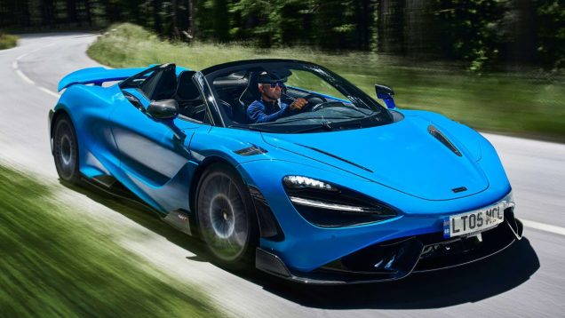 McLaren 765LT Spider 2021-10