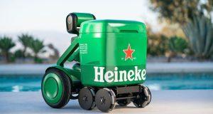 Heineken predstavil autonómne vozidlo, ktoré má zmysel