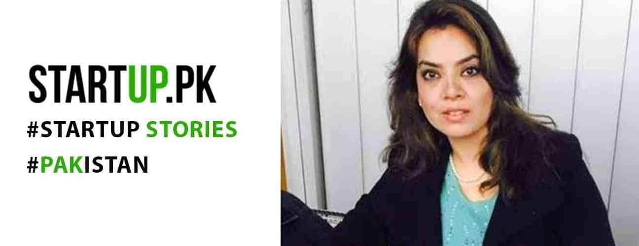 Wajiha, StartupDotPk, Entrepreneurship