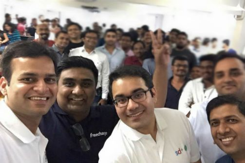 Freecharge Success Story
