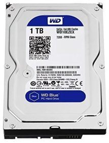 Resources Used at Startup Archive - Storage - WD Blue 1TB Desktop Hard Drive