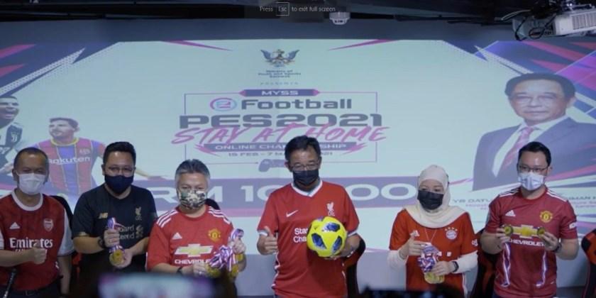 SESA : Highlight Video MYSS FOOTBALL PES2021 ONLINE CHAMPIONSHIP ( Press Confrence )