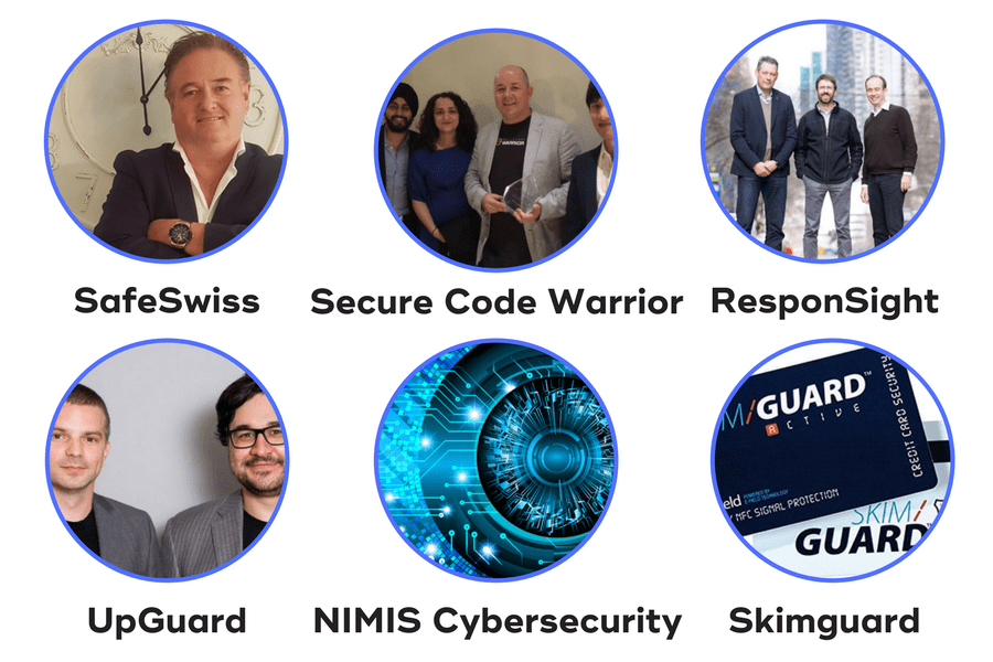 Cybersecurity Startups