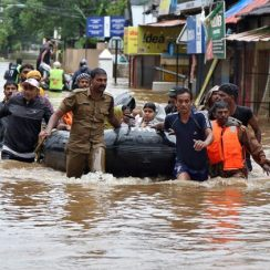 keralafloods- Rescue Mission