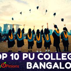 pu colleges in bangalore