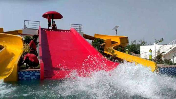 nilansh theme park resort and water park lucknow