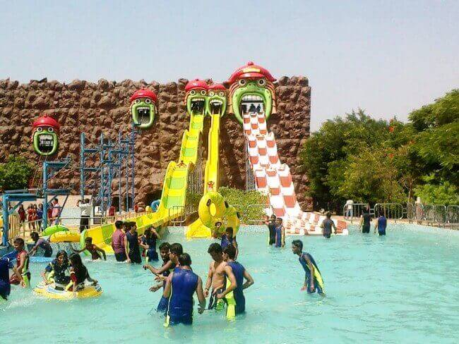 kanpur blue world kid zone