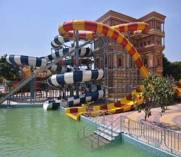 kanpur water parkThrill Rides