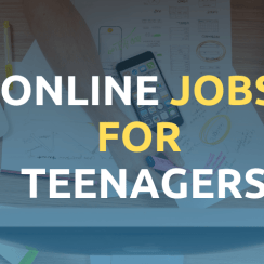 online jobs for teenagers