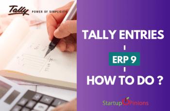 tally entries