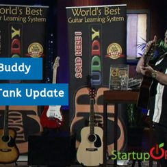 Chord Buddy Shark Tank Update