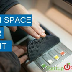 Rent Space for ATM