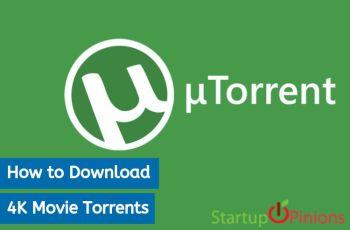 How to Download 4K Movie Torrents