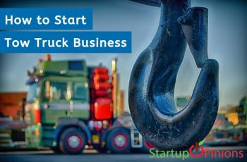 how to start a towing business