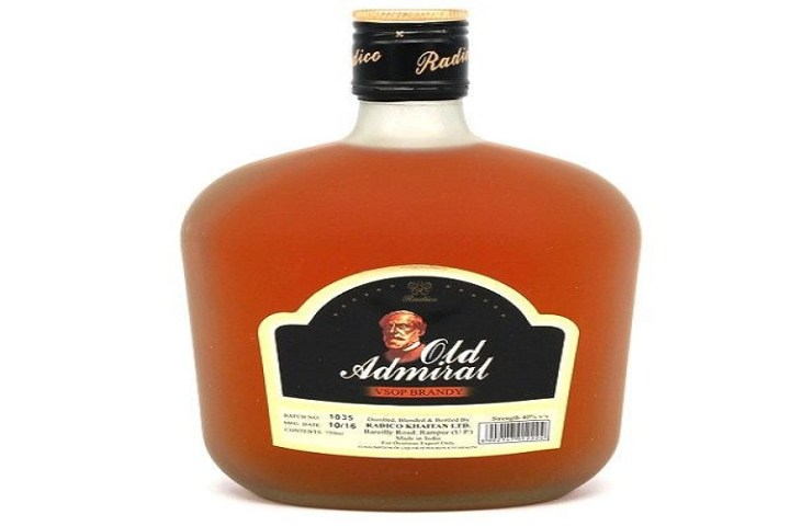 Best Brandy Brands of India