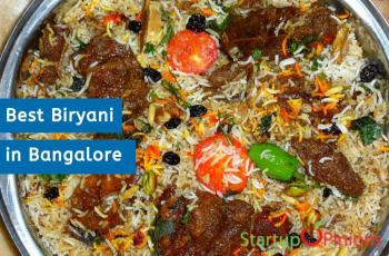 best biryani in bangalore