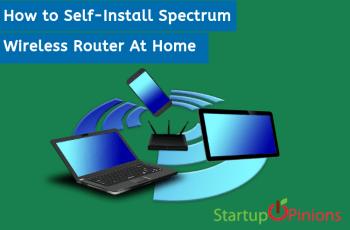 spectrum self install