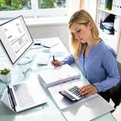 Double-Check Your Business Transactions with General Ledger Software