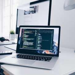 coding for website