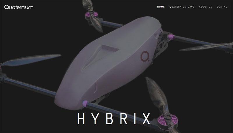 dron multirotor con 4 horas sin repostar – fabricación española