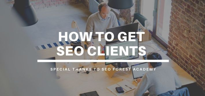How to Get SEO Clients in 2019