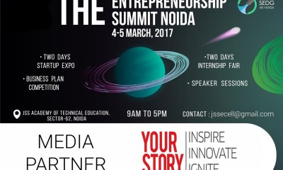 The Entrepreneurship Summit Noida
