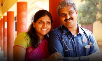Gopi Nallaiyan, Hema Nathesan, Gopi Nallaiyan Hema Nathesan, cardiothoracic surgery, congenital heart defects, congenital heart disease, disease,healthcare, healthcare centres, heart disease, hemapriya natesan, little moppet heart foundation, medicine, paediatric heart surgeon, social issues, surgery, surgical treatment, tamil nadu, indian, startup stories, founders, entrepreneurs, innovators, stories, insights, investors, funding, acquisition