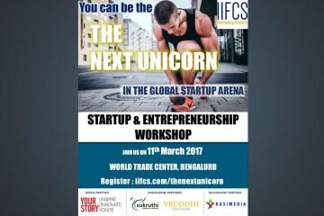 Startup And Entrepreneurship Workshop