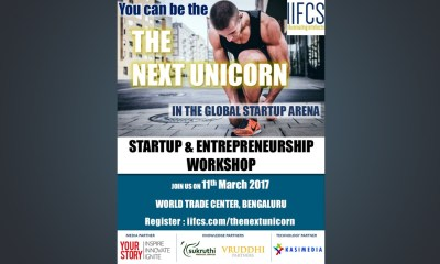 Startup And Entrepreneurship Workshop