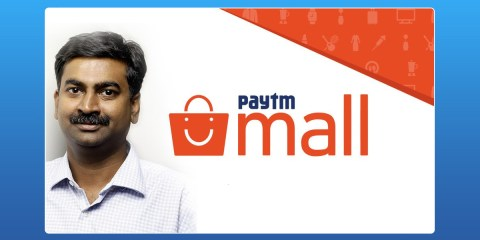 amit sinha, PayTM, Paytm Mall, paytm ecommerce, bengaluru paytm, amit sinha appointed as COO of paytm mall, amit sinha COO of paytm mall, startupstories, startup stories india, startup stories 2017, amit sinha COO of commerce business paytm mall, new COO of paytm mall