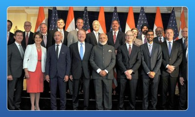 American CEO Round Table Conference With PM Narendra Modi,startup stories,startup stories india,Inspiration Stories,Prime Minister Narendra Modi,Digital India,President Donald Trump,Narendra Modi US visit,PM Modi meets US CEOs
