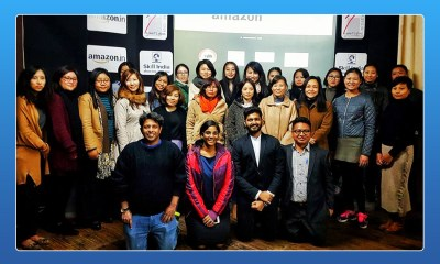 Amazon Saheli Store,Amazon Special Store To Empower Women Entrepreneurs,Startup Stories,2017 Business News Update,Inspirational Stories 2017,Amazon Launch Special Store for Women Entrepreneurs,Amazon Saheli for Women Entrepreneurs,Amazon India launches Special Store,Empower Women Entrepreneurs in India,GES 2017 Highligt Theme