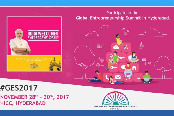 Global Entrepreneurship Summit India 2017,Startup Stories,Business Update News 2017,Inspirational Stories 2017,74 entrepreneurs from Telangana,Women Entrepreneurs 2017,GES 2017,Prime Minister Narendra Modi About GES,Ivanka Trump visit to Hyderabad,GES 2017 Hyderabad,Ivanka Trump About Global Entrepreneurship Summit 2017