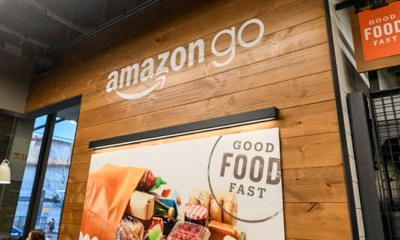 Amazon Opens Automated Grocery Store,Startup Stories,Startup Stories India,2018 Latest Business News,Amazon Business News 2018,Amazon Go Latest News,Amazon Go store,Amazon Go store Features,2018 Technology News,Amazon Launch First Cashier Less Store,Amazon Go Technology