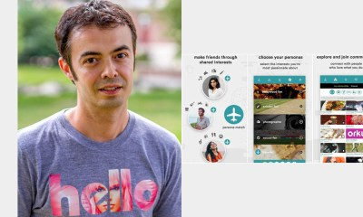 New Social Media App By Orkut Founder,Startup Stories,Startup News India,Orkut Founder Launches Hello App,Orkut Founder,Social Networking Site Orkut,New Social Network Hello in India,Orkut Founder Orkut Buyukkokten,Facebook founder Mark Zuckerberg,Hello Social Media App,Hello App