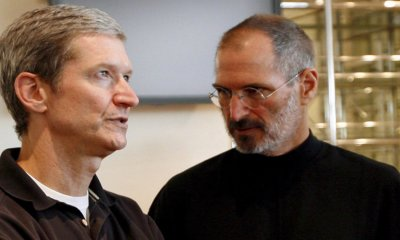 Best Motivational Stories 2018,Featured,Latest Startup News India,startup stories,Steve Jobs Convinced Tim Cook,Apple CEO Tim Cook,Apple CEO Tim Cook on Steve Jobs,Most Profitable Business in America,Steve Jobs,Apple Founder,Steve Jobs Latest News