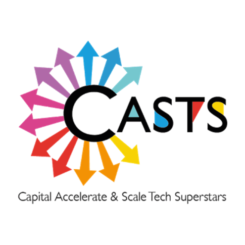 Capital Accelerate & Scale Tech Superstars (CASTS) logo