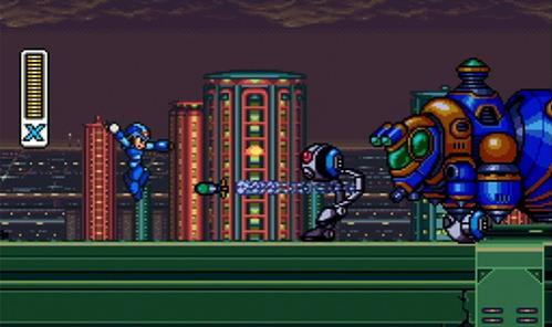 Mega Man: retrato del niño y adolescente