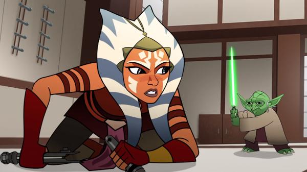 Wars Destiny Forces Anakin Star