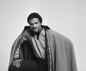 Exclusive interview with Billy Dee Williams (Lando Calrissian)